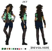 Jay Turnaround Sheet by Jay-Jacks