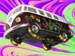 Hippievan by spleen-queen
