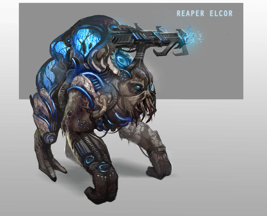Reaper Elcor