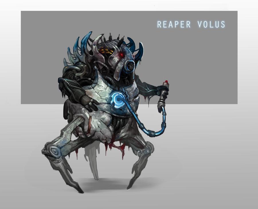 Reaper Volus