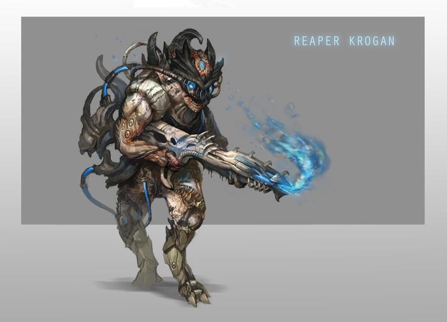 Reaper Krogan