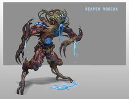 Reaper Vorcha by AndrewRyanArt
