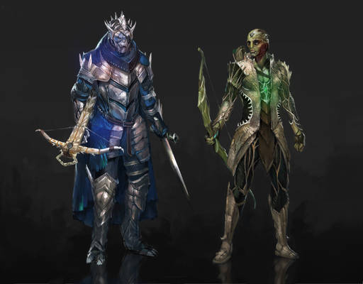 Dragon Effect: Garrus and Thane