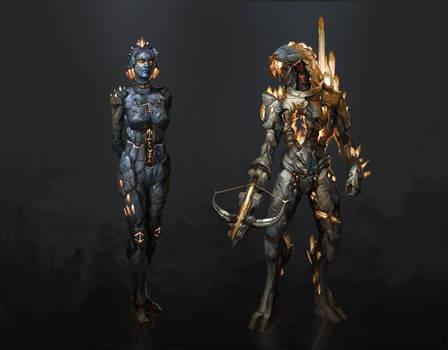 Dragon effect: EDI/Legion