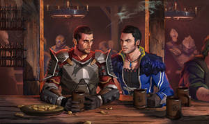 Tavern Hopping- Dragon Effect