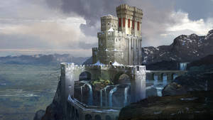 Snowy Stronghold