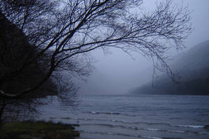 Glendalough in the Mist