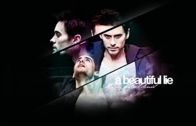 a beautiful lie by Pusteblumex3