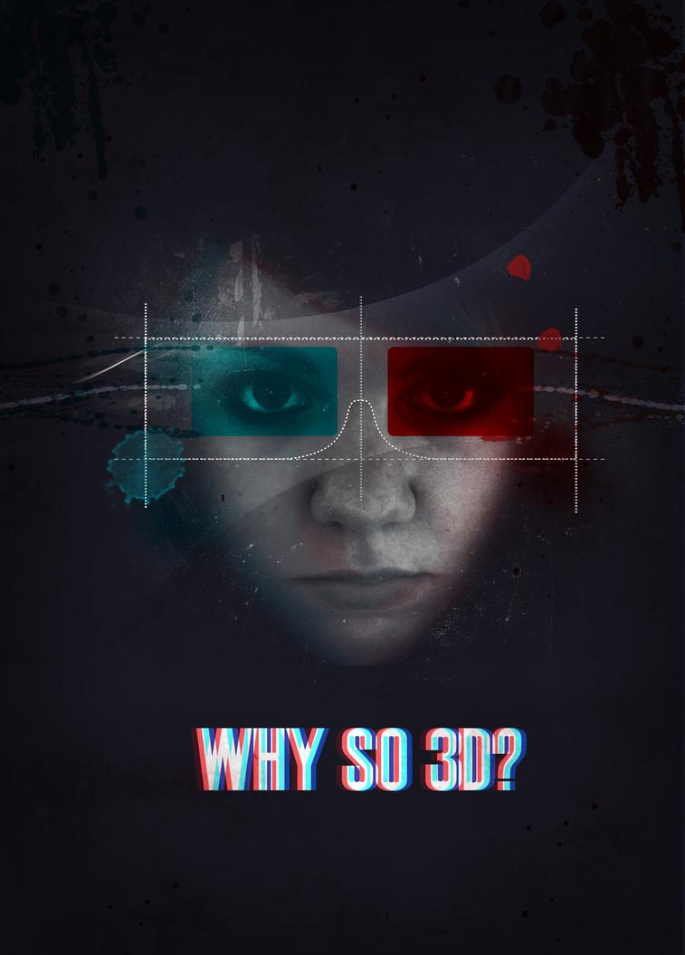 why so 3D? by Pusteblumex3
