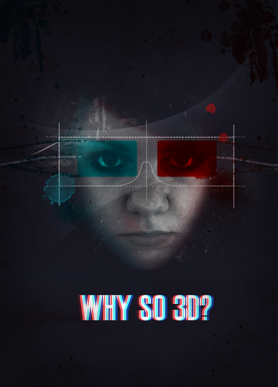 why so 3D? by Pusteblumex3