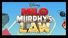 Milo Murphy's Law Stamp