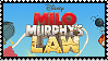 Milo Murphy's Law Stamp - Alternative by MiloMurphy
