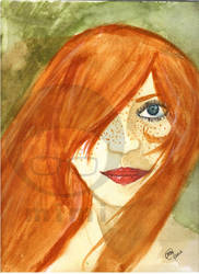 Ginger Beauty by rimay14