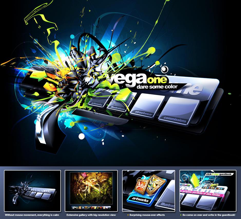 VEGAONE.DE 2008 by vega0ne