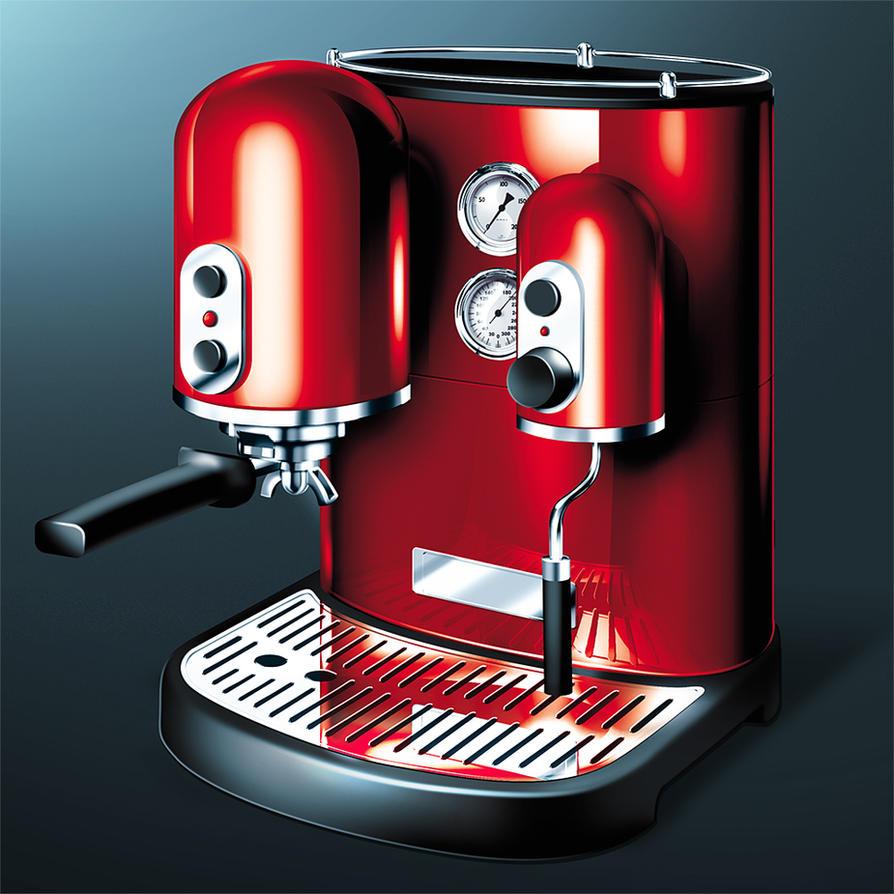 Espresso by vega0ne