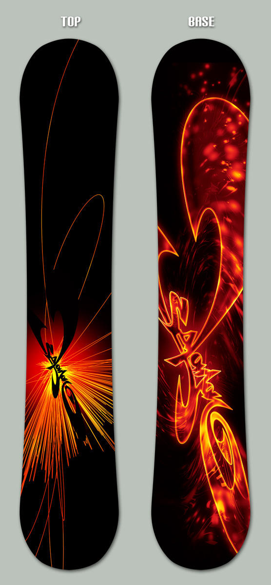 Salomon Snowboard Contest by vega0ne