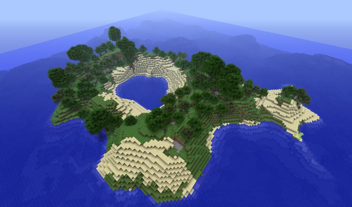 Epic map seed! by Retsinab