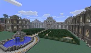 Palace Grounds by Retsinab