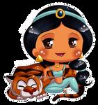 Jasmine + Rajah