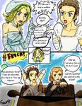 Scrubs Fake Wedding Finale 7