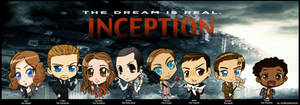 Inception-The Dream is Real by Graffiti2DMyHeart