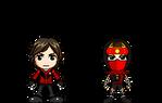 -Ninja Dream Team- by robinosuke