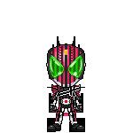 Kamen Rider Decade by robinosuke
