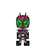 Kamen Rider Decade Gekijoutai by robinosuke