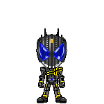 Kamen Rider Dark Decade by robinosuke