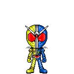 Kamen Rider W Luna Trigger by robinosuke