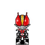 Kamen Rider Den-O Sword Form by robinosuke