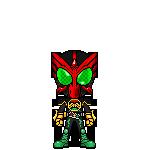 Kamen Rider OOO TaToBa Combo by robinosuke