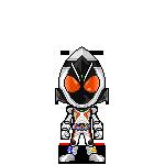 Kamen Rider Fourze by robinosuke