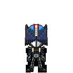 Kamen Rider Diend by robinosuke