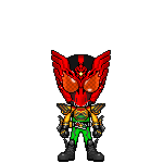 Kamen Rider OOO Super TaToBa Combo by robinosuke