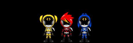 Hikonin Sentai Akibaranger by robinosuke