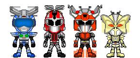 Shin B-Fighter by robinosuke