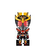 Kamen Rider Ryuki Survive by robinosuke