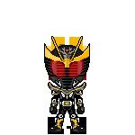 Kamen Rider Ryuga Survive by robinosuke