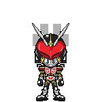 Kamen Rider Chalice by robinosuke