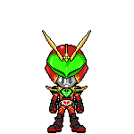 Kamen Rider Chalice Wild by robinosuke