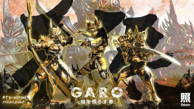 Garo: Yami wo Terasu Mono Final Splash