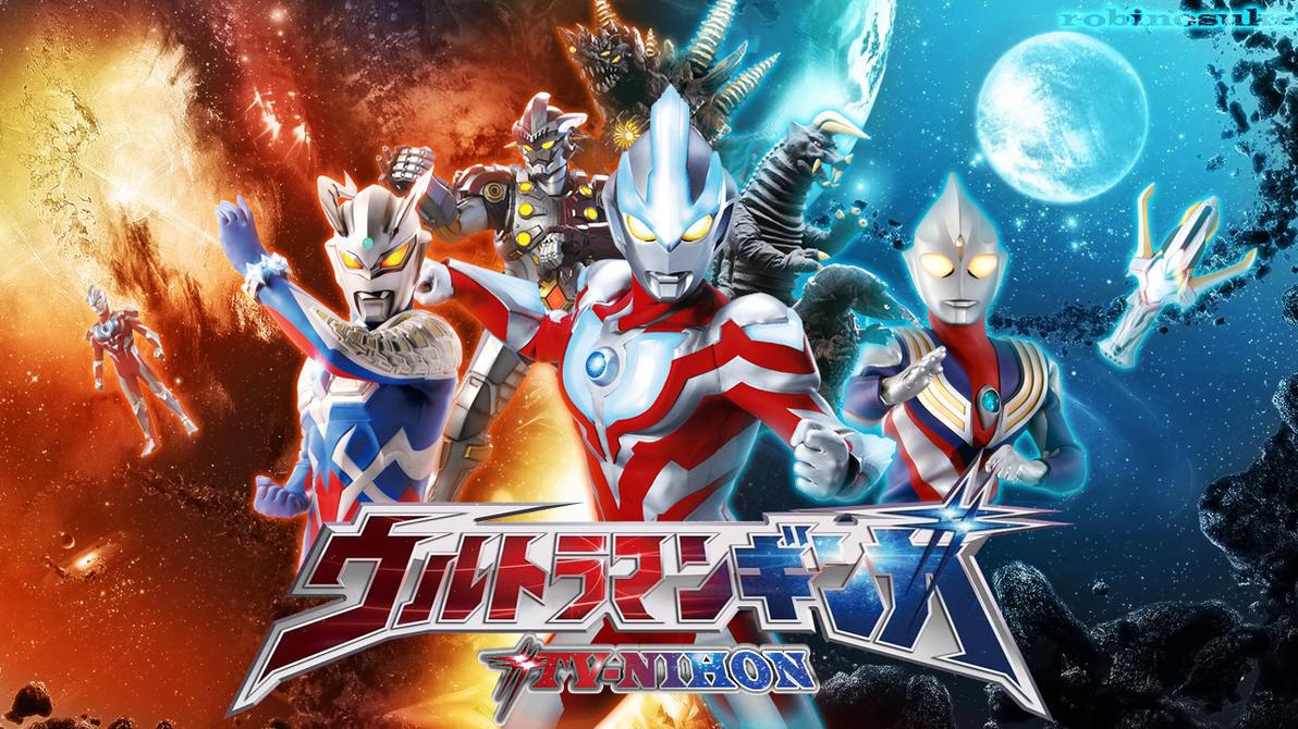 Ultraman ginga 1 14