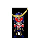 Kamen Rider Gaim Wizard Arms by robinosuke