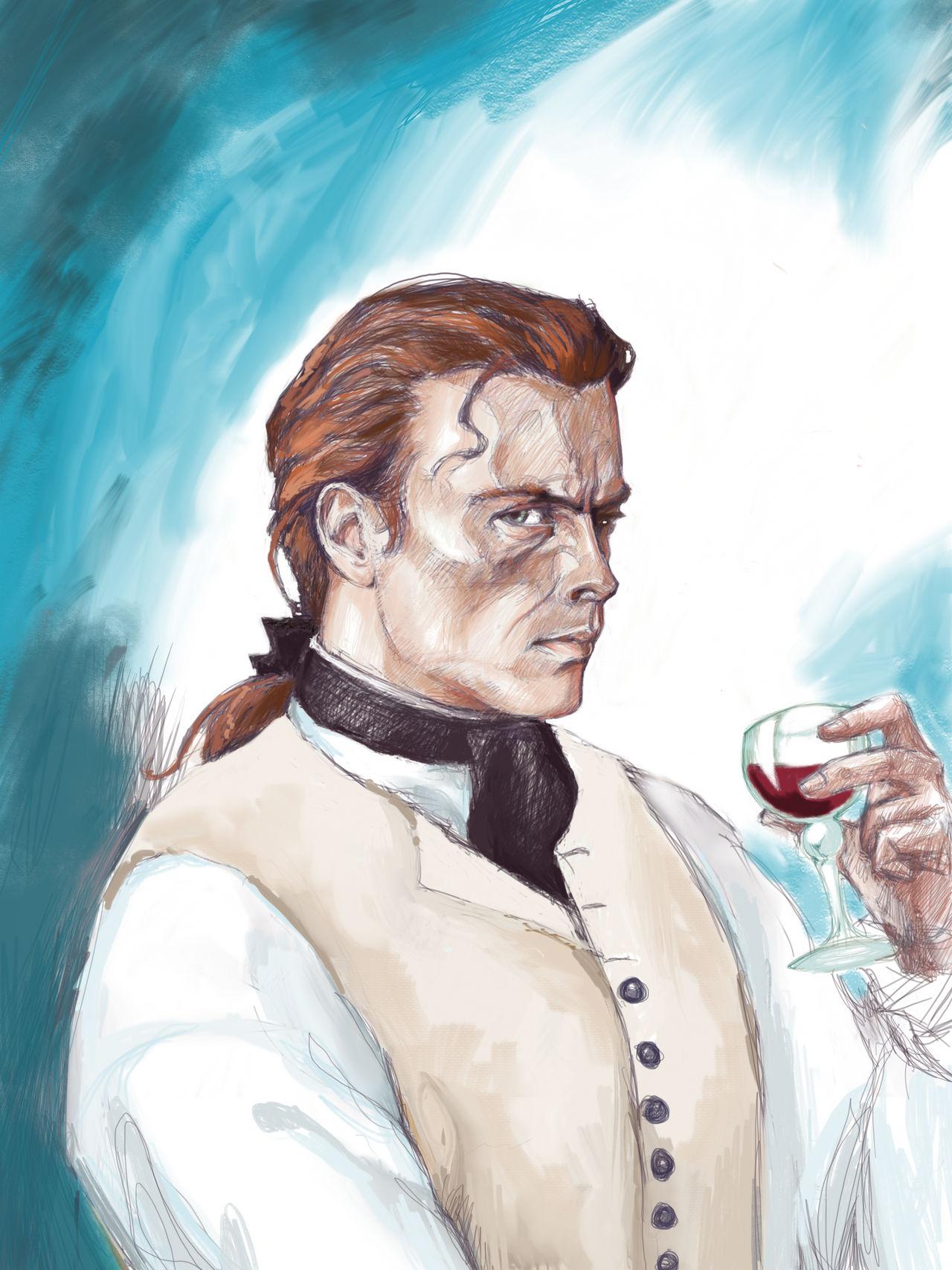 A Glass of Wine, Lieutenant?