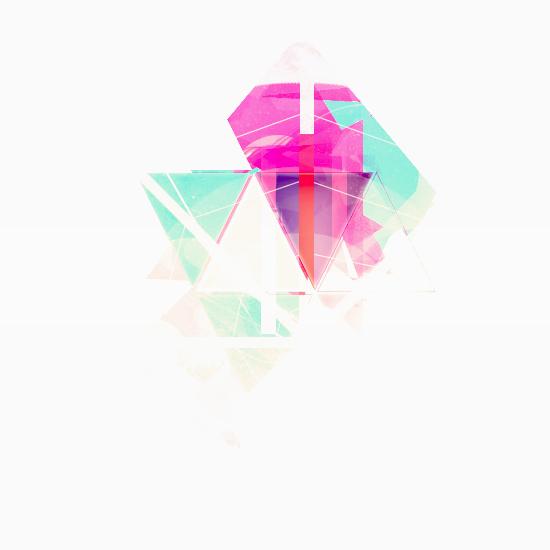 Texture triangle illuminati by NikiBigbangGD