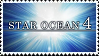 Star Ocean 4 Logo Stamp by MrsNox