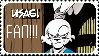Usagi Yojimbo Fan Stamp. by MrsNox