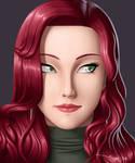 Kristen Stell Portrait