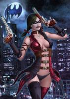 Harley Quinn Injustice by iurypadilha